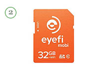 Eyefi Mobi 32GB Class 10
